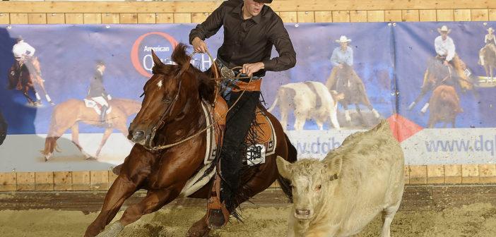 Westernreiten:  26. Ride Of America 2016