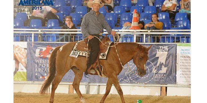 AMERICANA 2017 – großes Kino für Ranch Riding: