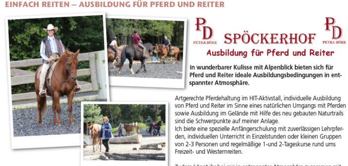 Spöckerhof – Petra Dürr – PLZ 83064