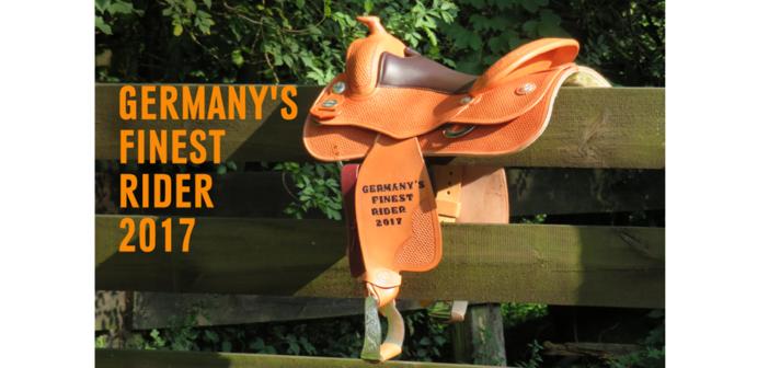 Am 21. Oktober geht Germany's Finest Rider® in die 10. Runde
